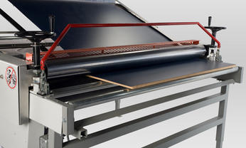 New Machinery Expedites Fabrication of Store Fixtures